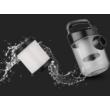 Vigor EM010 HEPA porzsák nélküli porszívó 1000W