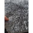 Vigor CPT330D puha bolyhos hosszú szálú shaggy szőnyeg 200 X 290 cm szürke cirmos
