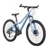 """MAKE B062 női erősített teleszkóp tárcsfék 21 sebesség 26""""-os kék MTB kerékpár"""