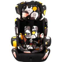 Vigor BAB101 állítható autós gyermekülés barna mackó