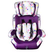 Vigor BAB101 állítható autós gyermekülés lufis lila