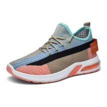 Grids Miso FS209 női narancs/kék/bézs cipő
