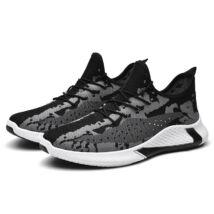 Grids Snake FS104 férfi fekete cipő