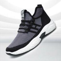 Grids IH FS114 férfi fekete cipő