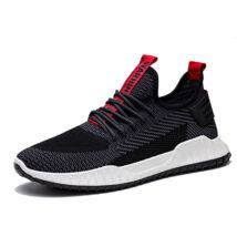 Grids Warning FS112 férfi fekete cipő