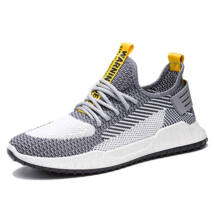 Grids Warning FS112 férfi szürke cipő
