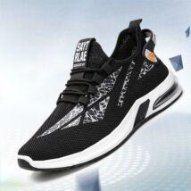 Grids FS113 férfi fekete cipő