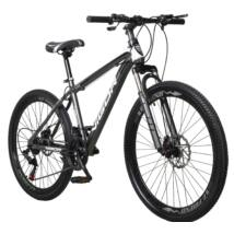 """Vigor BLJ056 Mountain bike 26"""" 21 sebességes kerékpár szürke-fekete"""