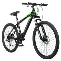 """Vigor BLJ058 27,5""""-os 21 sebességes MTB kerékpár fekete-zold"""