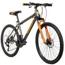 """Vigor B25  26""""-os, 21 sebességes, grafit-narancs MTB kerékpár"""