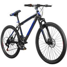 """Vigor B33  26""""-os, 21 sebességes,  teleszkóp tárcsafék MTB kerékpár, fekete-kék"""