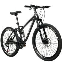 """Vigor  BLJ059   Mountain bike  26"""" 21 sebességes kerékpár összteleszkópos Fekete"""