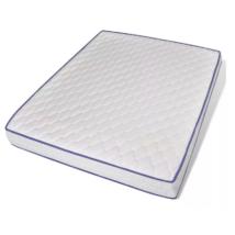 MAT303D habszivacs matrac huzattal 180cm széles 16cm vastag 0,7 cm-es memória réteggel