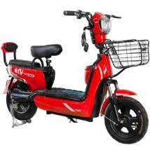 Vigor EB01 elektromos motor robogó piros 300w