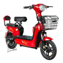 Vigor EB03 piros elektromos robogó indexszel