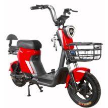 Vigor EB15 elektromos kerékpár robogó pedállal piros
