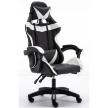 Vigor OC05 ergonómikus gamer gaming főnöki szék forgószék hintamechanika fehér