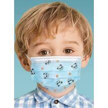 vigor mask 401 1db gyerek kisméretű egészségügyi szájmaszk arcmaszk maszk 3 rétegű