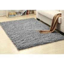 Puha bolyhos hosszú szálú shaggy szőnyeg Vigor CPT345C 160 X 230 cm szürke