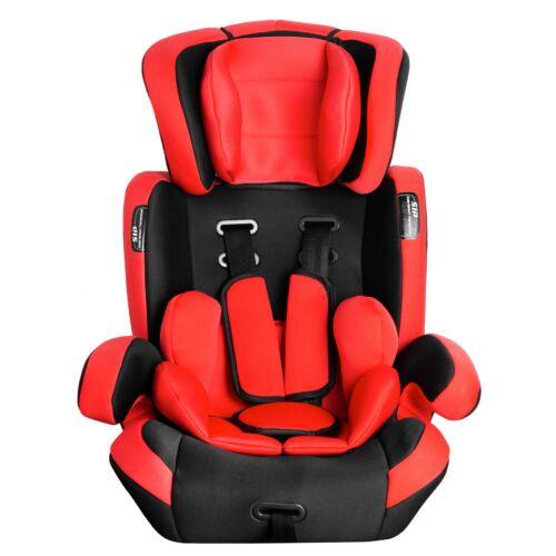 Vigor BAB101 állítható autós gyermekülés piros