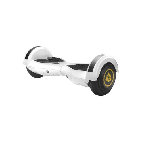 "Vigor ES35 500W elektromos hoverboard fehér 8"" / 20cm bluetooth hangszóró autobalance LED"