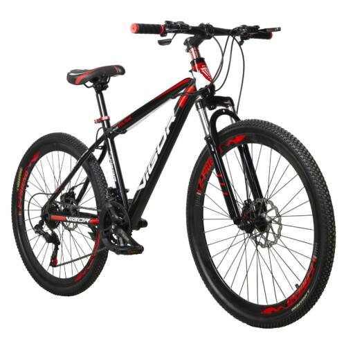 "Vigor BLJ056   Mountain bike  26"" 21 sebességes kerékpár Fekete-piros"