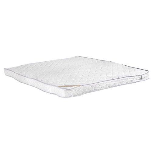 MAT302C  habszivacs matrac huzattal 160cm széles 15cm vastag 180 cm