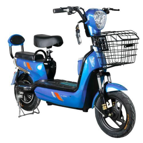 Vigor EB01 elektromos robogó 300W kék