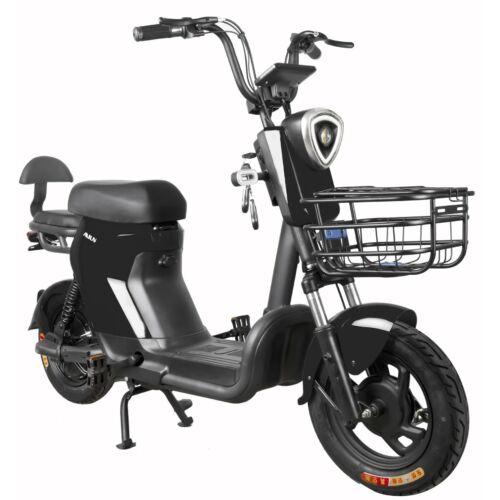Vigor EB15 pedálos elektromos motor kerékpár robogó fekete