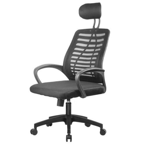 Vigor OC01 ergonómikus irodai szék forgószék hintamechanika fejtámla karfa