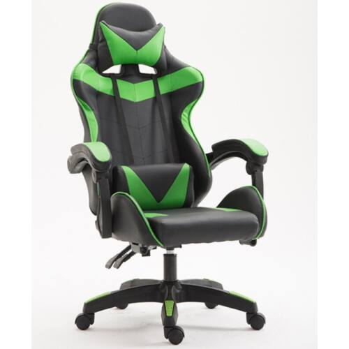 Vigor OC05 ergonómikus gamer gaming főnöki szék forgószék hintamechanika zöld